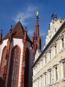 Falkenhaus und Marienkapelle