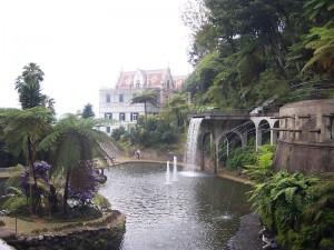 Der Jardim da Botanico
