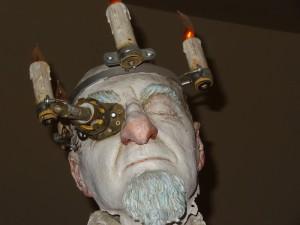 Ein Heiliger unter den Borg