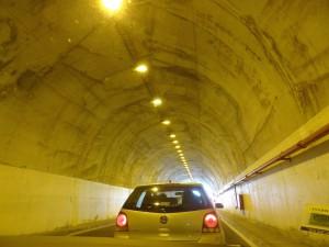 Neuer Tunnel