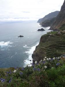 Nordküste oberhalb von Ponte Delgada