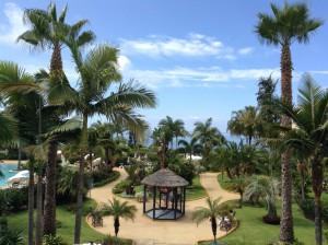Porto Mare Hotelgarten