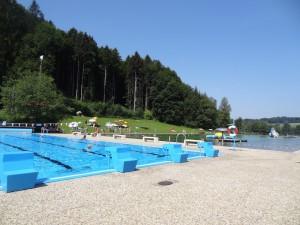 Freibad Bergen
