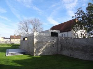 Architekturmix am Wasserschloss