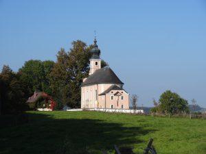 Wallfahrtskirche auf dem Mühlberg